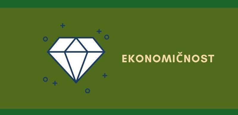 Trak vodi brigu o ekonomičnosti