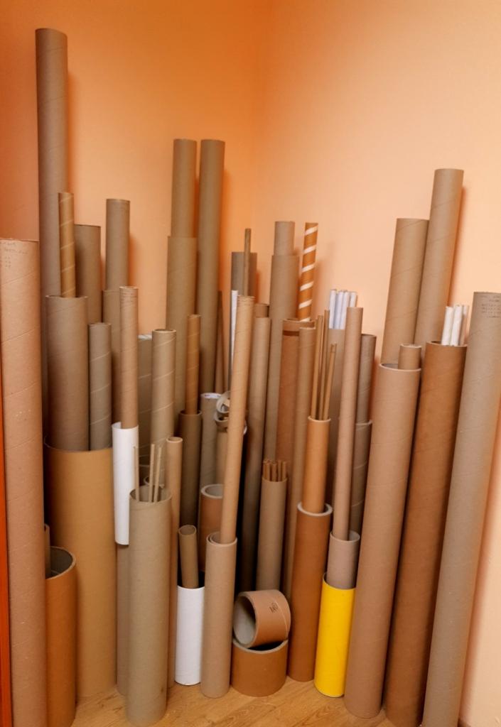 funkcije kartonskih cijevi