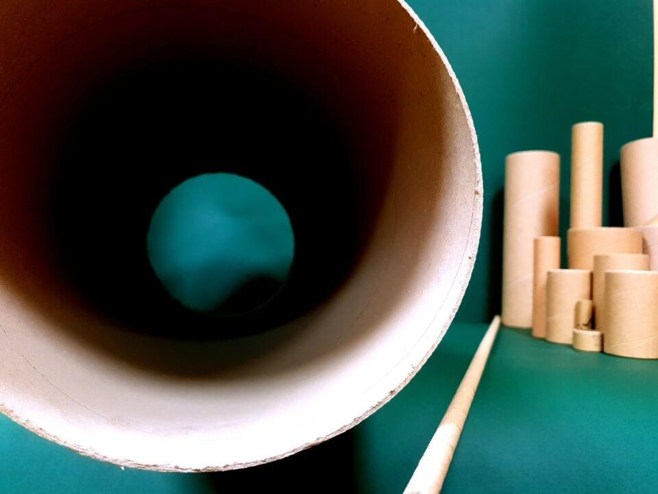dimenzije kartonskih tubi
